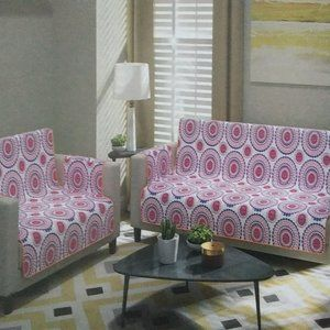 Sofa Cover or Furniture Protector 3pieces Complete